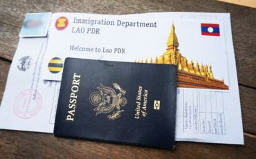 Visa on Arrival to Laos