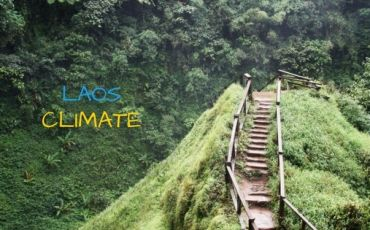A Brief Introduction of Laos' Climate