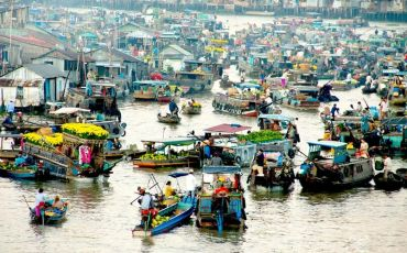 Floating Markets in Mekong Delta – What do You Know?