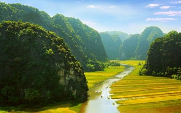 best places to see rice fields in vietnam