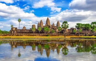 Group Tour: Vietnam and Cambodia Tour in 12 Days