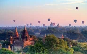 Bagan – The House of Gilded Bells