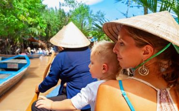 A comprehensive guide about traveling to Vietnam with kids