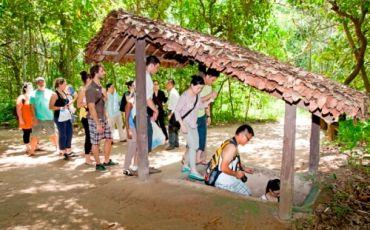 Cu Chi Tunnels – Immense Underground System in Vietnam