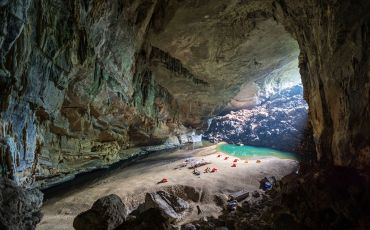 Vietnam Caves, Karsts and Trekking Tour