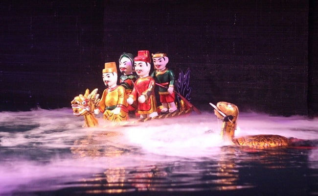 cultural shows in vietnam 2