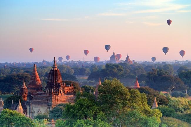 Myanmar Day Tours