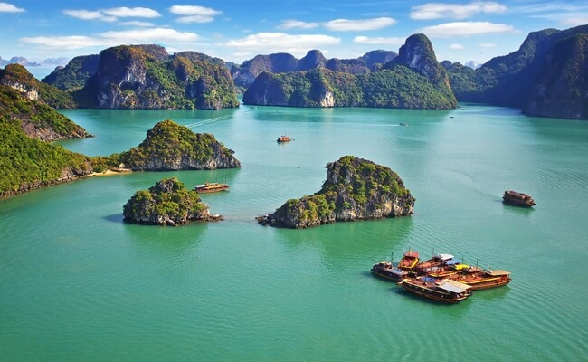 Best places to visit vietnam 7