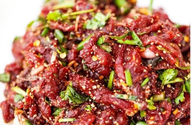 Cambodia food 2