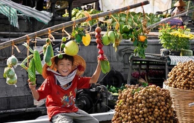 Mekong Delta Vietnam 2