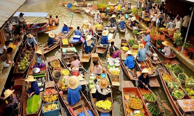 Mekong Delta Vietnam 1