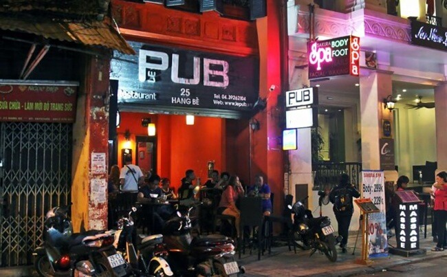 Hanoi nightlife 5
