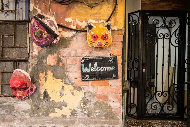 Hanoi Old Quarter Coffee shops 7