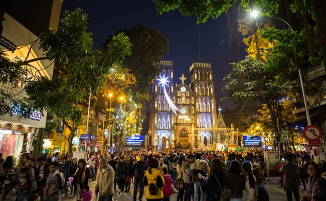vietnam in december 15