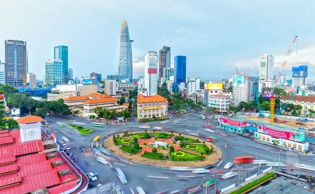 vietnam in december 8