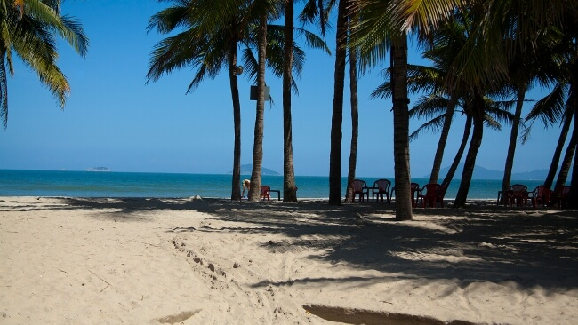 Beaches in Vietnam 4