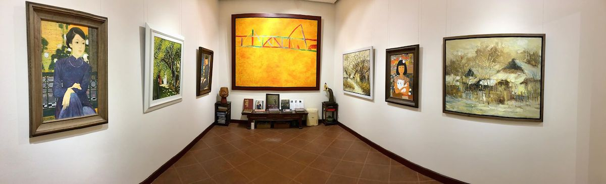 art galleries in hanoi 13
