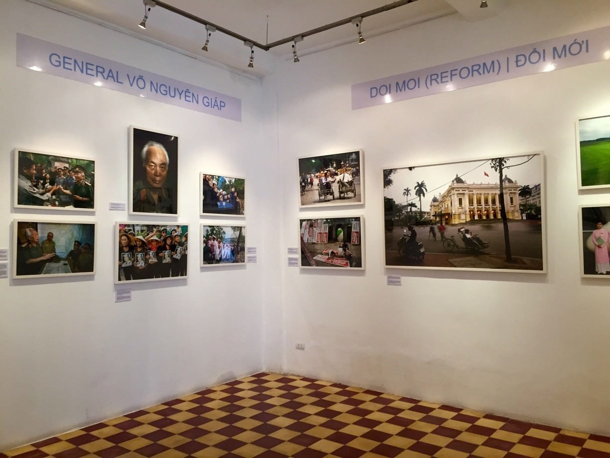 art galleries in hanoi 9
