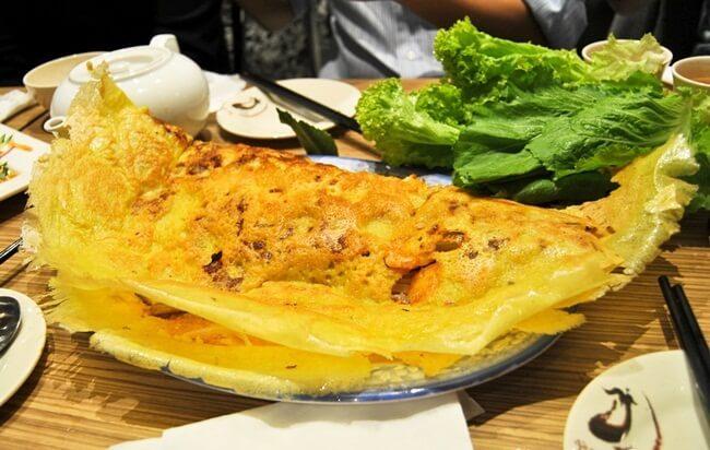 Ho Chi Minh street food 1
