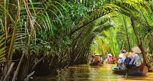 Mekong Delta Vietnam 6