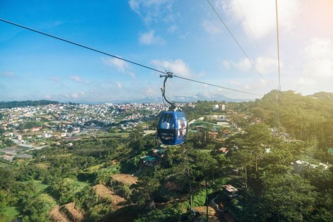 vietnam cable car 15