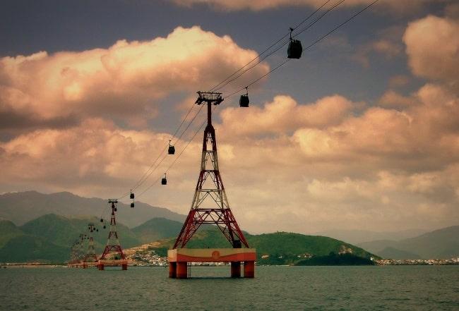 vietnam cable car 18
