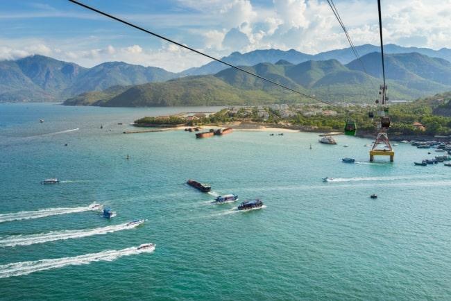 vietnam cable car 19