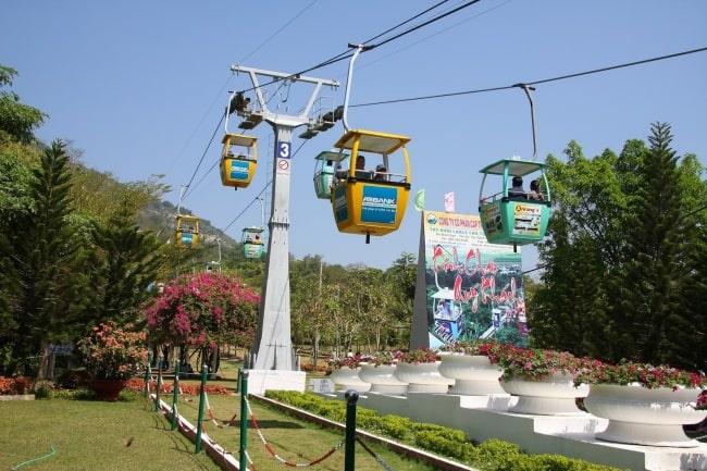 vietnam cable car 23