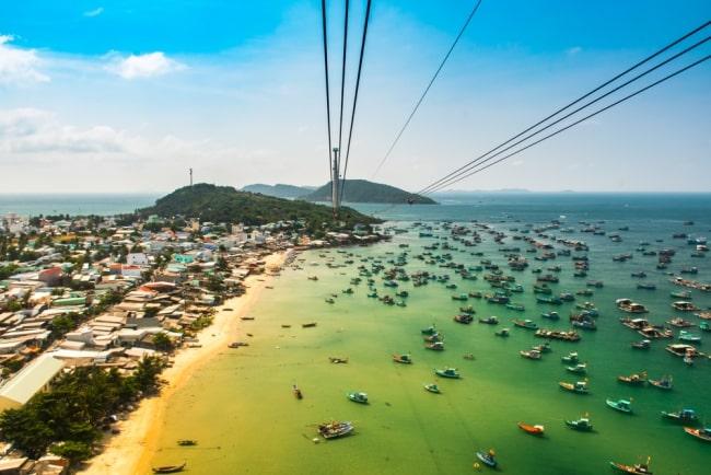vietnam cable car 24