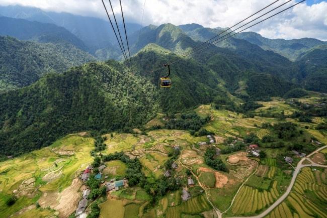 vietnam cable car 4