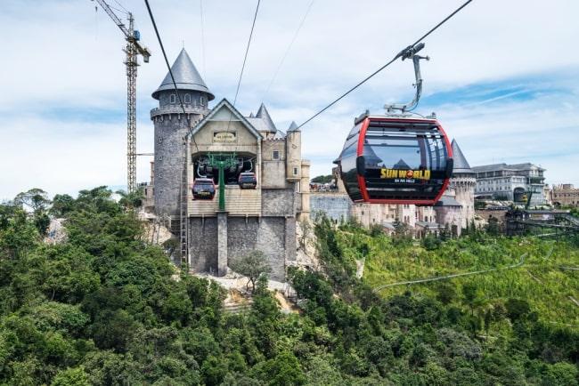 vietnam cable car 7