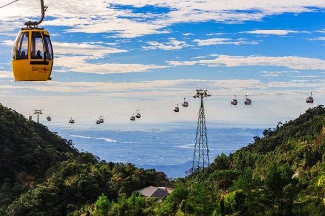 vietnam cable car 9
