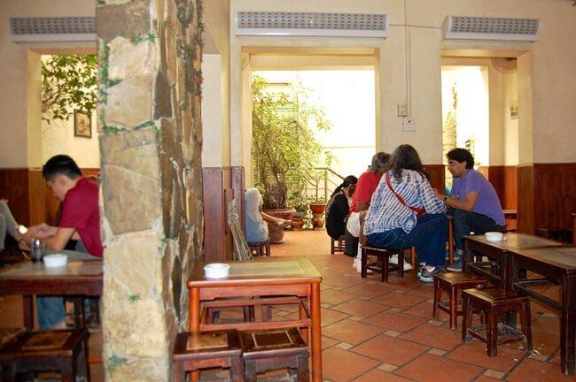 Hanoi Old Quarter Coffee shops 3