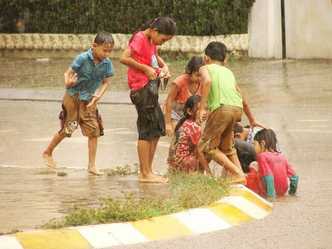 Laos Climate