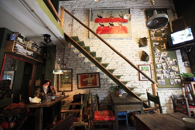 Hanoi Old Quarter Coffee shops 10