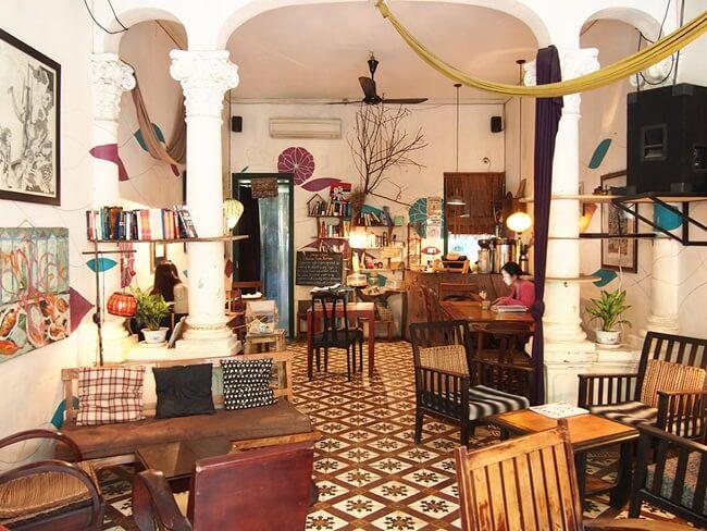 Hanoi Old Quarter Coffee shops 1