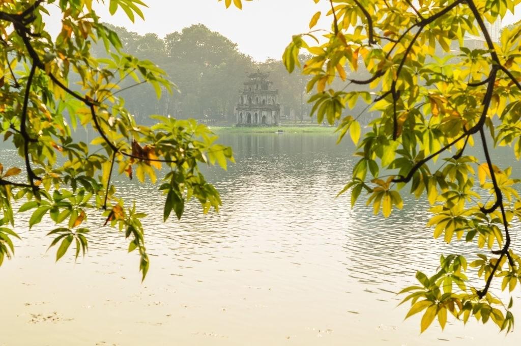 hanoi autumn 2