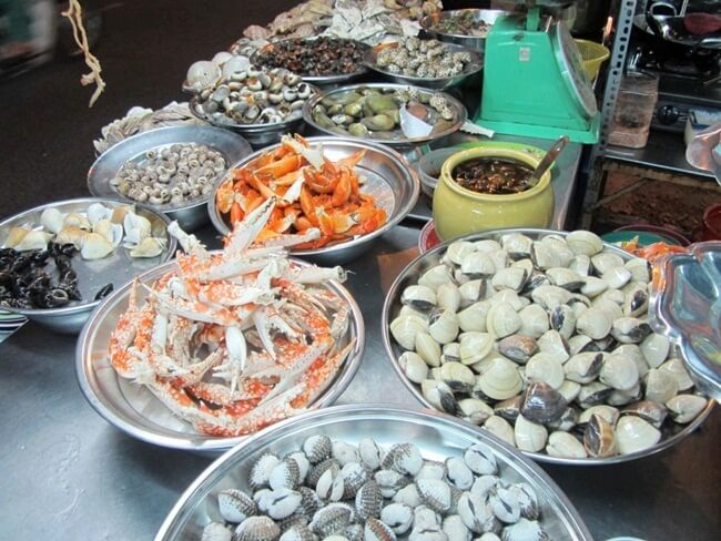 Ho Chi Minh street food 5