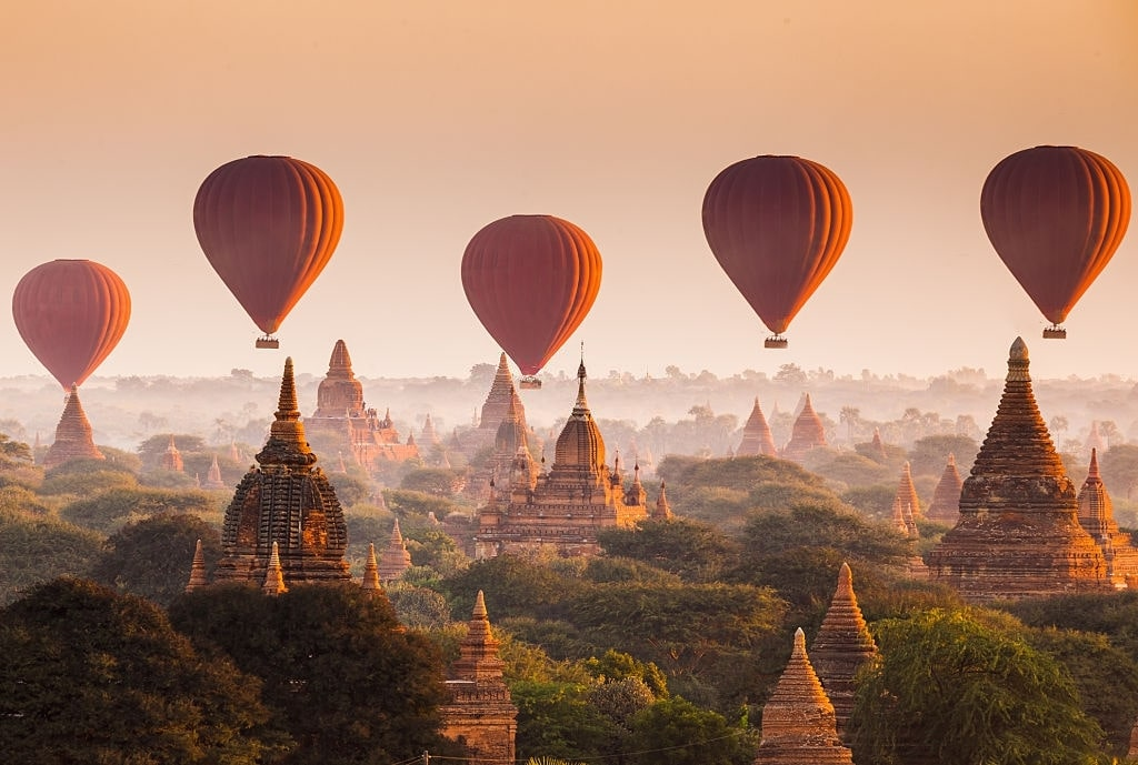 best time to visit myanmar 2