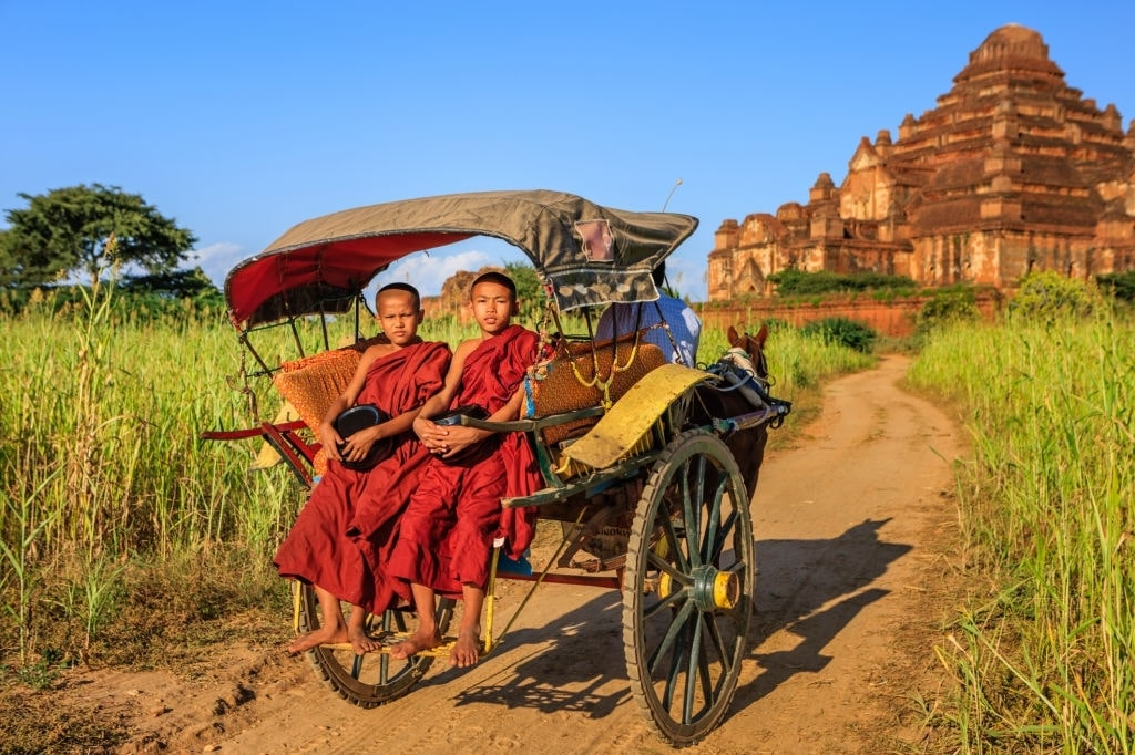 best time to visit myanmar 4